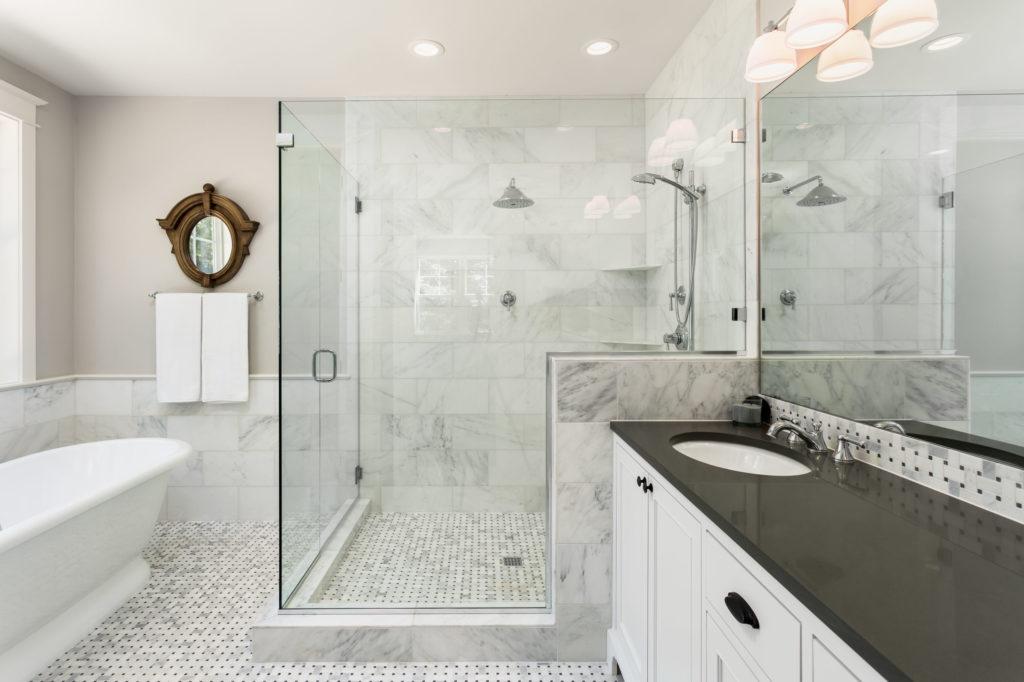 Imponera på föräldrarna med badrumsrenovering